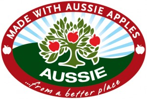 made with aussie apples