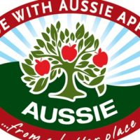 Made with Aussie Apples logo